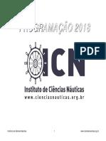 PRogramação de Cursos ICN