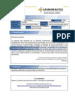 Guía Nº 3 Psicologia Educativa (2019 - 1)