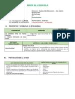 LENGUAJE- La Comunicación y El Lenguaje. - FICHA 1