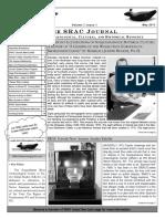 SRAC Journal May 2011