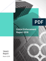 TRACE Global Enforcement Report 2018