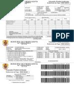 Impuesto Predial Wilson 2019