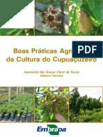 SOUZA Aparecida GC 2007 Boas Práticas Agrícolas Do Cupuaçuzeiro
