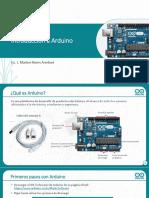 1 Introducción a Arduino