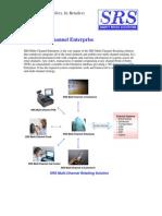 Srs Multi Channel Enterprise Data Sheet