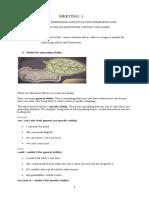 Module Grammar II