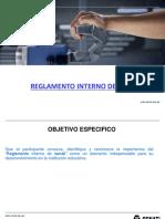 Desarrollo Personal(Reglamento Interno de Conducta)