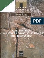 Miguel Reale - Crise do Capitalismo e Crise do Estado [ClearScan].pdf