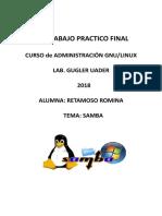 Trabajo Final Samba(1)