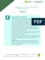 Programa-Plan de Clases-Crit. de Evaluación Fundamentos