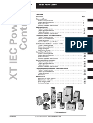 catalogo1 pdf | Relay | Inductor