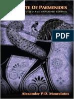 Alexander P. D. Mourelatos - The Route of Parmenides (2008, Parmenides Publishing).pdf