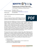 Colombia-EEUU Edu Rural para Paz - Full TDR, formato + criterios de eval