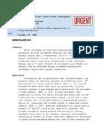 tech writing memo  revised