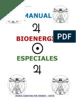 BIOENERGIA ESPECIALES