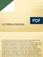 La Fórmula Racional