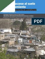 Habitat Acceso Suelo Financiamiento