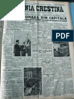 Romania Crestina anul III, nr. 47, 3 octombrie 1937