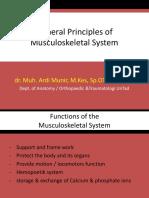 General Principle of Locomotion & Biomechanic