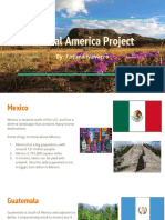central america project