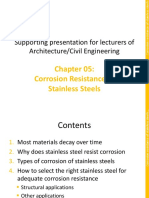 Module 05 Corrosion Resistance of Stainless Steels