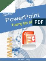 Giáo trình Powerpoint tương tác
