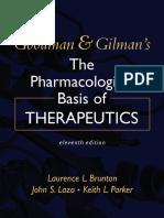 2. Goodman and Gilman-1-1