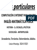 CARTEL. Clases particulares.docx
