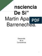 Martín Aparicio Consciencia de Sí 1