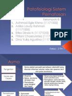 Patofisiologi Sistem Pernafasan Fix