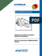Manual Instalação Sh11c