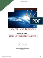 Jesus No Velho Testamento