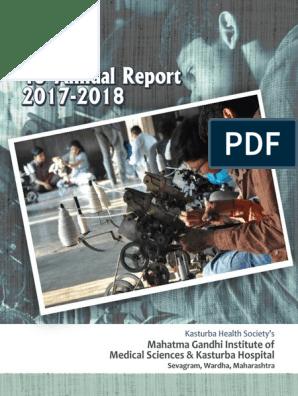 48 annual report 2017-18 pdf | Health Care | Public Health