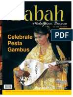 Sabah Malaysian Borneo Buletin July 2008