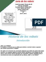 linea del tiepo robots.pptx