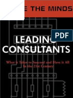 Inside the Minds - Leading Consultants