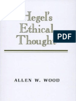 37556339 Hegel Ethical Thought