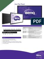 BenQ RP653 Datasheet English.pdf