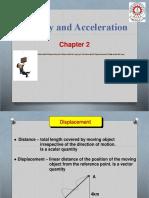 2.Velocity Acceleration