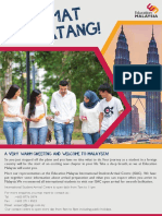 Arrival Guide to Malaysia