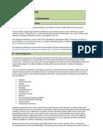 Hazardous Substances RJC Guidance Draftv1