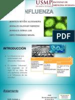 Diapos Influenza