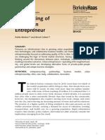 The making of urban entrepreneur.pdf