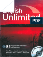 English Unlimited B2 Coursebook