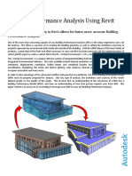 Building Performance Analysis Using Revit 2008 Apr07