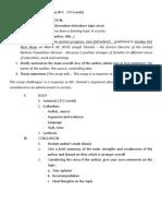 Hoa - Critical Response Essay (1)