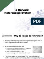 Referencing Presentation