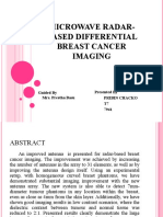Microwave Radar-Based Differential Breast Cancer 2003