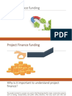 Project Finance Funding 1