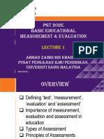 Pgt202e Lecture 1 Terminologies